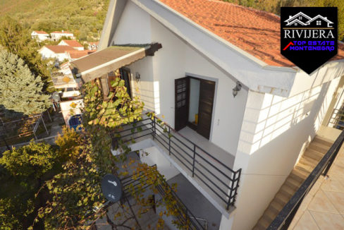 House with sea view near Portonovi, Djenovici, Herceg Novi-Top Estate Montenegro