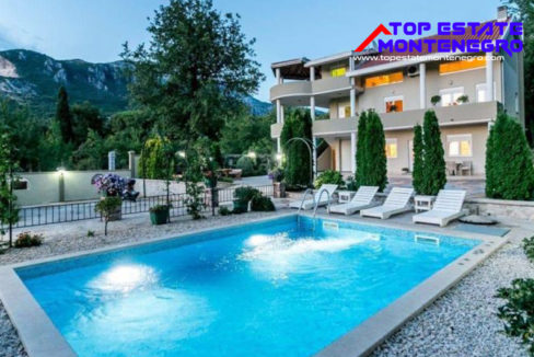 Luxury villa with pool Podi, Herceg Novi-Top Estate Montenegro