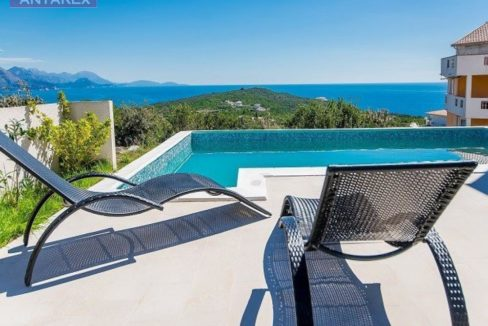 New villa with pool Krimovica, Kotor-Top Estate Montenegro