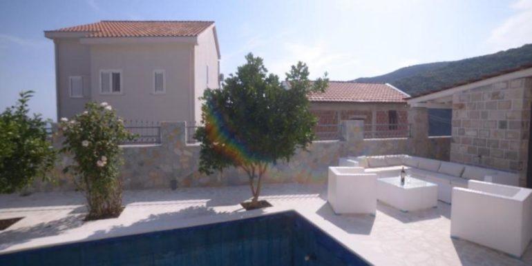 New villa with pool and sea view Becici, Budva-Top Estate Montenegro