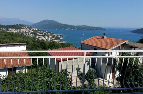 Cozy house with panoramic view Suscepan, Herceg Novi-Top Estate Montenegro