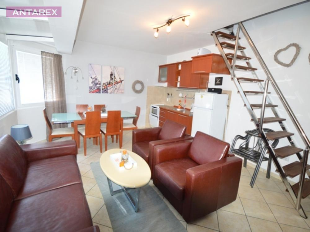 Three bedroom penthouse apartment Kumbor