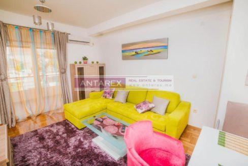 Двухкомнатная квартира Дженовичи, Герцег Нови-Топ недвижимости Черногории