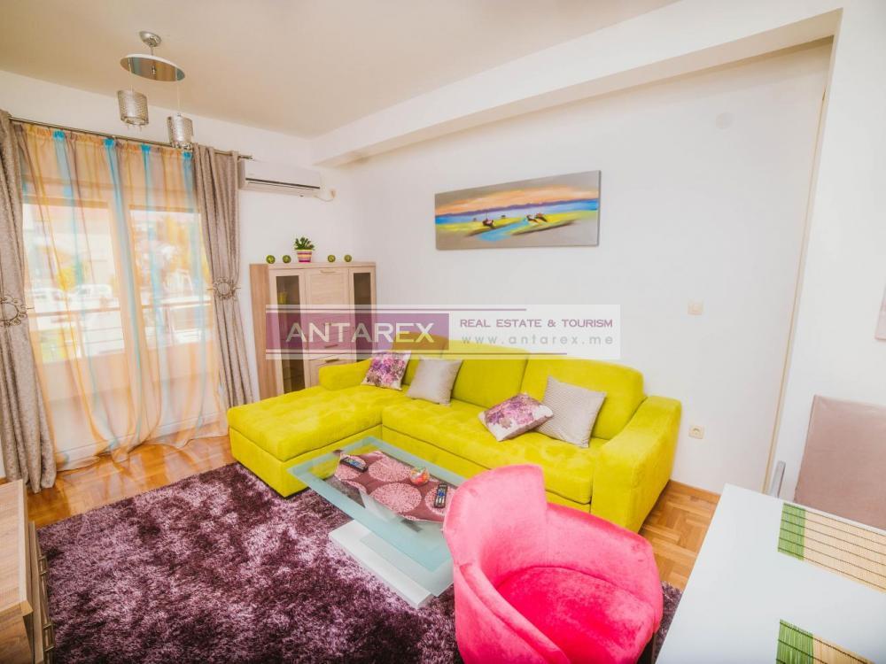 Cozy apartment in a complex Djenovici