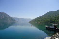 Sea view of land Kotor-Top Estate Montenegro