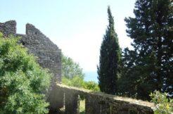 Ground with ruins Herceg Novi spanjola-Top Estate Montenegro