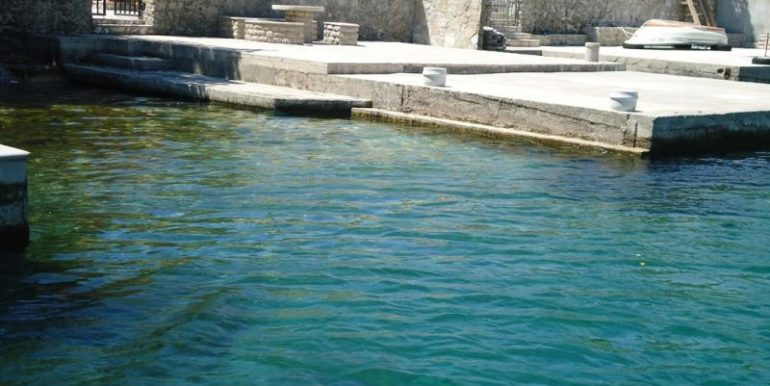 Property private moorage Kostanjica Kotor Top Estate Montenegro