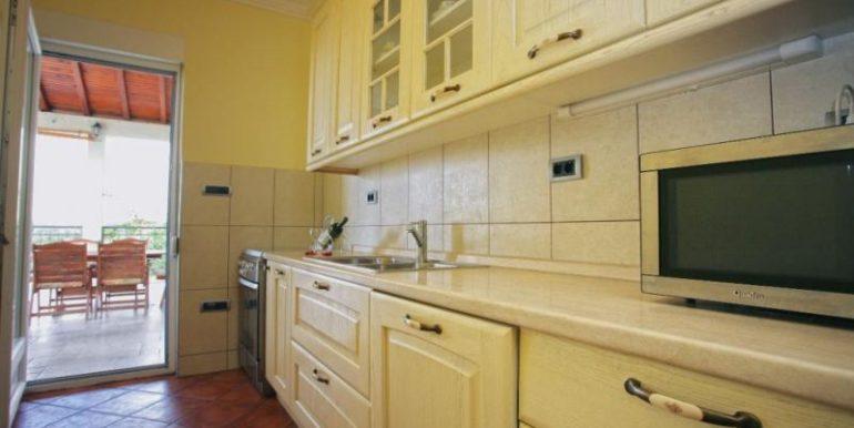 Villa kitchen Herceg Novi Top Estate Montenegro