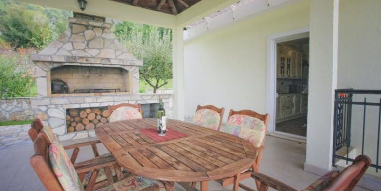 Villa terrace Herceg Novi Top Estate Montenegro