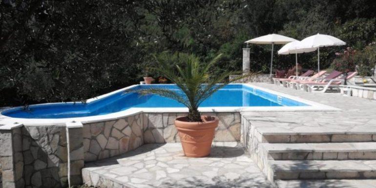 Villa swimming pool Herceg Novi Top Estate Montenegro