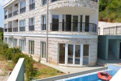 Апартаменты новое здание Кумбор, Герцег Нови-Топ недвижимости Черногории