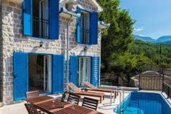 Прекрасная каменная вилла Герцег Нови-Топ недвижимости Черногории