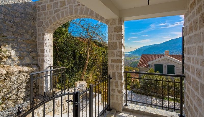 Luxury houses Herceg Novi-Top Estate Montenegro