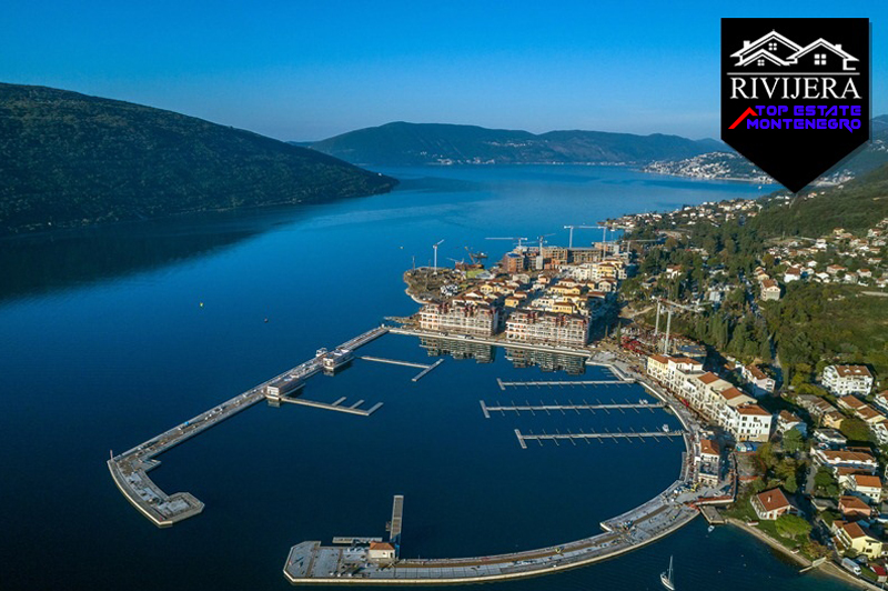 Luxury apartments Portonovi Kumbor, Herceg Novi