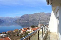 Apartment with sea view Sveti Stasije, Kotor-Top Estate Montenegro