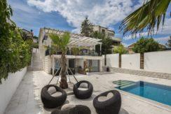 Уникальная роскошная вилла, Тиват-Топ недвижимости Черногории