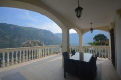 Villa with sea view Stoliv, Kotor-Top Estate Montenegro