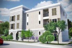 New project apartments under construction Center, Tivat-Top Estate Montenegro