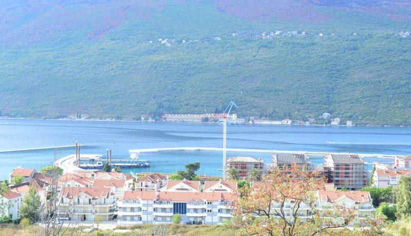 Квартира в комплексе с бассейном Дженовичи, Герцег Нови-Топ недвижимости Черногории