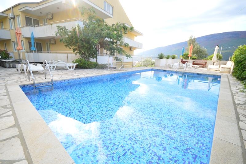 Pretty apartment with sea view Djenovici, Herceg Novi