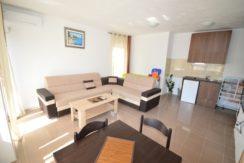Привлекательные апартаменты на пляже Дженовичи, Герцег Нови-Топ недвижимости Черногории