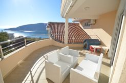 Large apartment with sea view Topla, Herceg Novi-Top Estate Montenegro