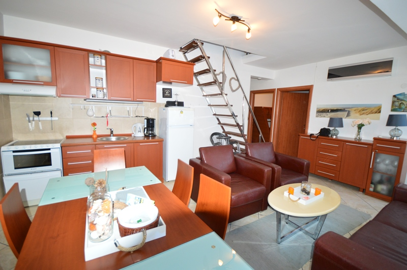 Penthouse apartment Djenovici, Herceg Novi