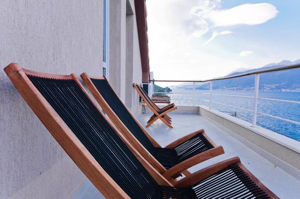 Attractive luxury villa with pool Krasici, Tivat