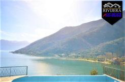 Attractive investment plot with sea view Morinj, Kotor-Top Estate Montenegro