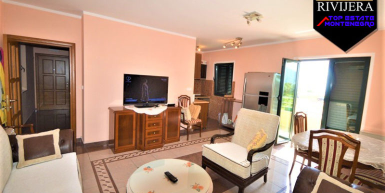 Furnished flat with sea view Igalo, Herceg Novi-Top Estate Montenegro