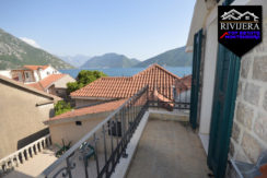 Wohnung im Dachgeschoss Strp, Kotor-Top Immobilien Montenegro