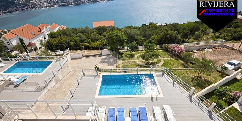 Привлекательный дом с видом на море Звинйе, Герцег Нови-Топ недвижимости Черногории