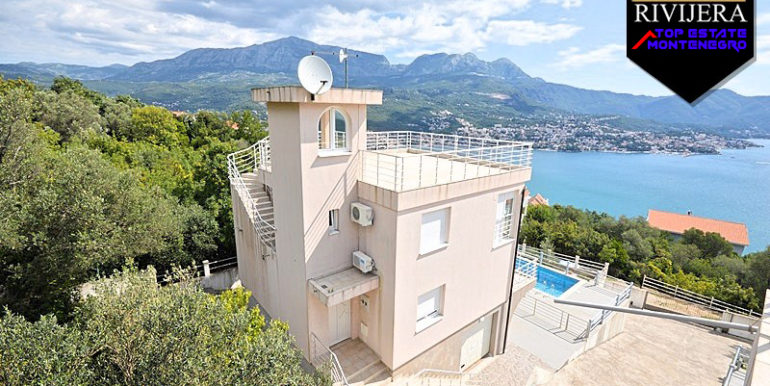 Attractive house with sea view Zvinje, Herceg Novi-Top Estate Montenegro