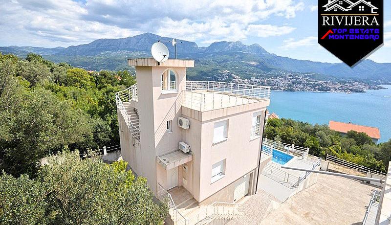 Attractive house with sea view Zvinje, Herceg Novi-Top Estate Montenegro