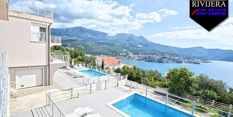 Attraktives Haus mit Meerblick Zvinje, Herceg Novi-Top Immobilien Montenegro