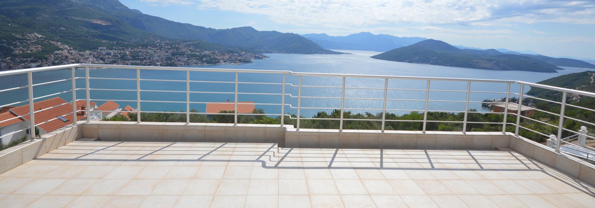Dvije luksuzne vile in Žvinje, Herceg Novi