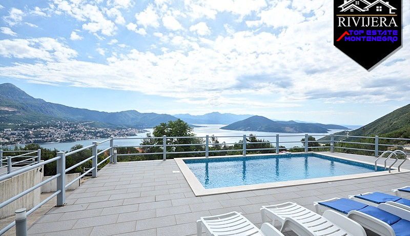 Luxury house with pool Zvinje, Herceg Novi-Top Estate Montenegro