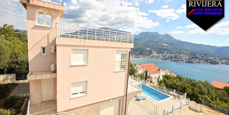 Luxushaus mit Pool Zvinje, Herceg Novi-Top Immobilien Montenegro