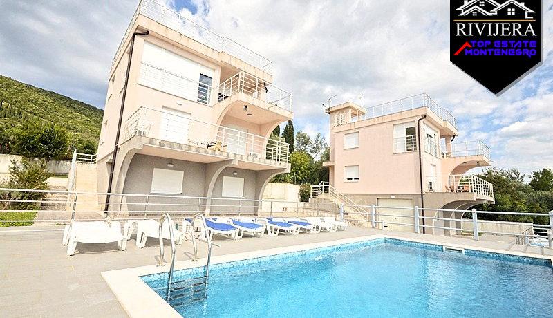 Zwei Luxusvillen Zvinje, Herceg Novi-Top Immobilien Montenegro