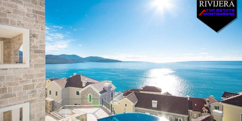 Attractive luxury flat Lustica Bay, Tivat-Top Estate Montenegro