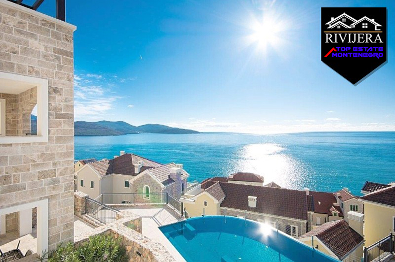 Attractive luxury flat Lustica Bay, Tivat