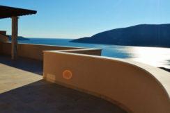 Attractive apartment with a big terrace Topla, Herceg Novi-Top Estate Montenegro