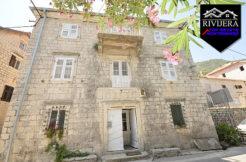 Traditional stonehouse Prcanj, Kotor-Top Estate Montenegro