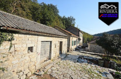 Drei Steinhäuser Ruinen Bijela, Herceg Novi-Top Immobilien Montenegro