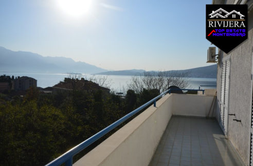 Studio apartment with sea view Baosici, Herceg Novi-Top Estate Montenegro