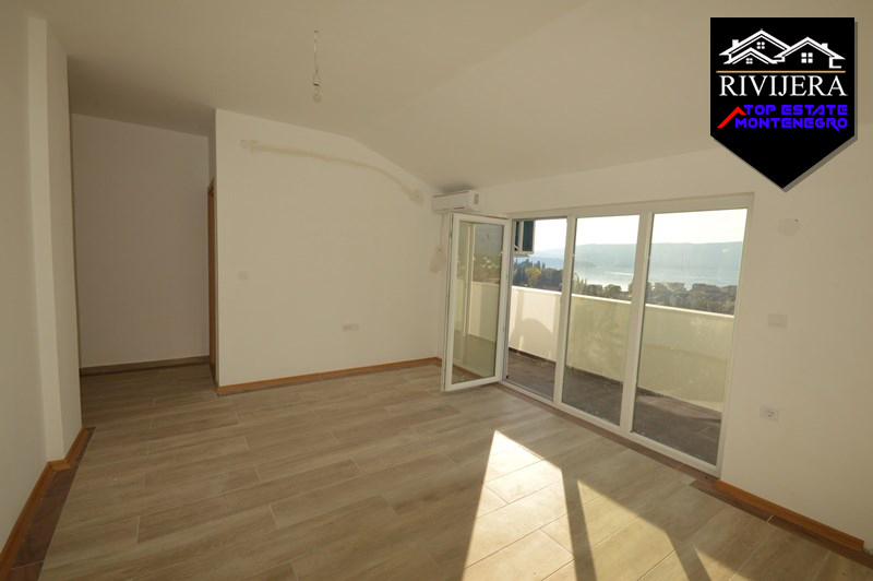 New unfurnished apartment Tivat