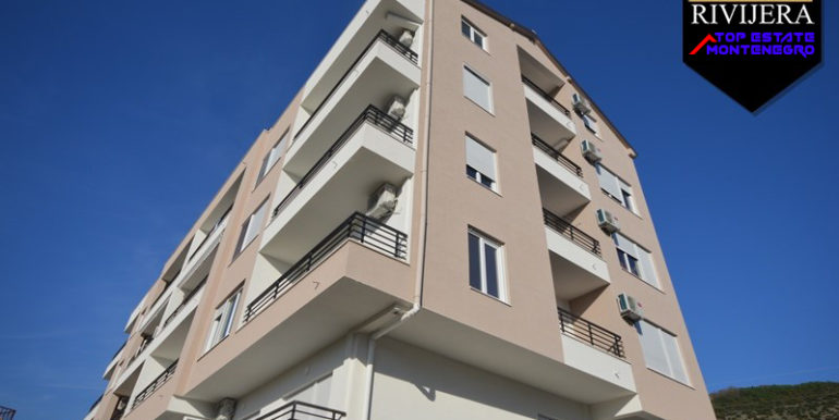 New unfurnished apartment Zupa, Tivat-Top Estate Montenegro