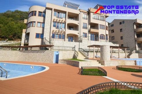 Удобная новая квартира Топла, Герцег Нови-Топ недвижимости Черногории