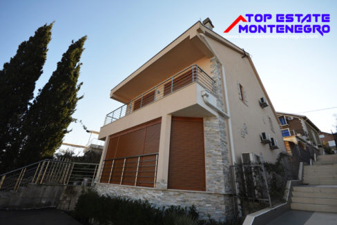 Large villa near the beach Djurasevici, Tivat-Top Estate Montenegro