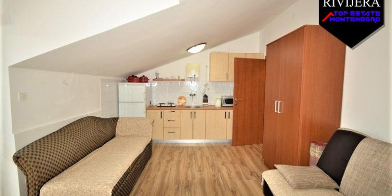 Уютная небольшая квартира Баошичи, Герцег Нови-Топ недвижимости Черногории